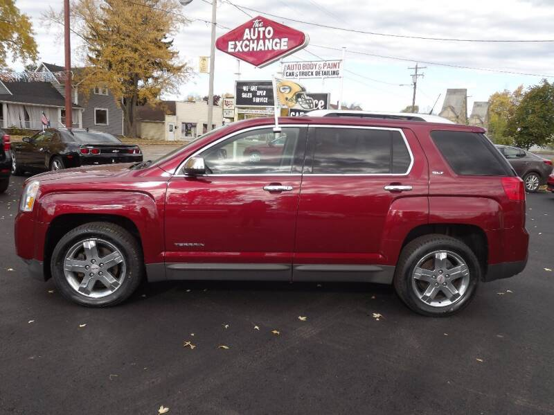 2012 GMC Terrain for sale at The Auto Exchange in Stevens Point WI