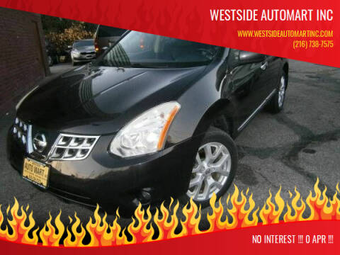 2011 Nissan Rogue for sale at WESTSIDE AUTOMART INC in Cleveland OH
