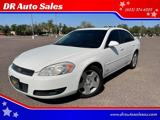 2008 Chevrolet Impala for sale at DR Auto Sales in Glendale AZ