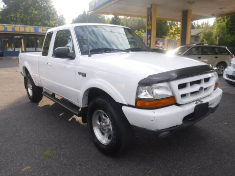 2000 Ford Ranger for sale at Brooks Motor Company, Inc in Milwaukie OR