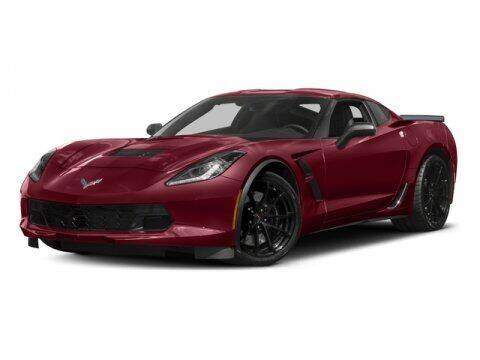 2017 Chevrolet Corvette for sale at DON'S CHEVY, BUICK-GMC & CADILLAC in Wauseon OH