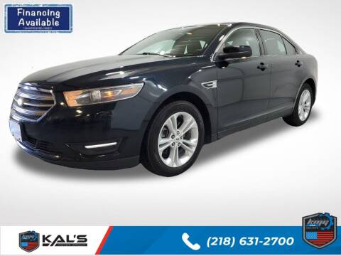 2014 Ford Taurus for sale at Kal's Kars - CARS in Wadena MN