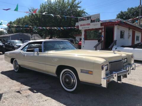 1976 Cadillac Eldorado for sale at Crosby Auto LLC in Kansas City MO