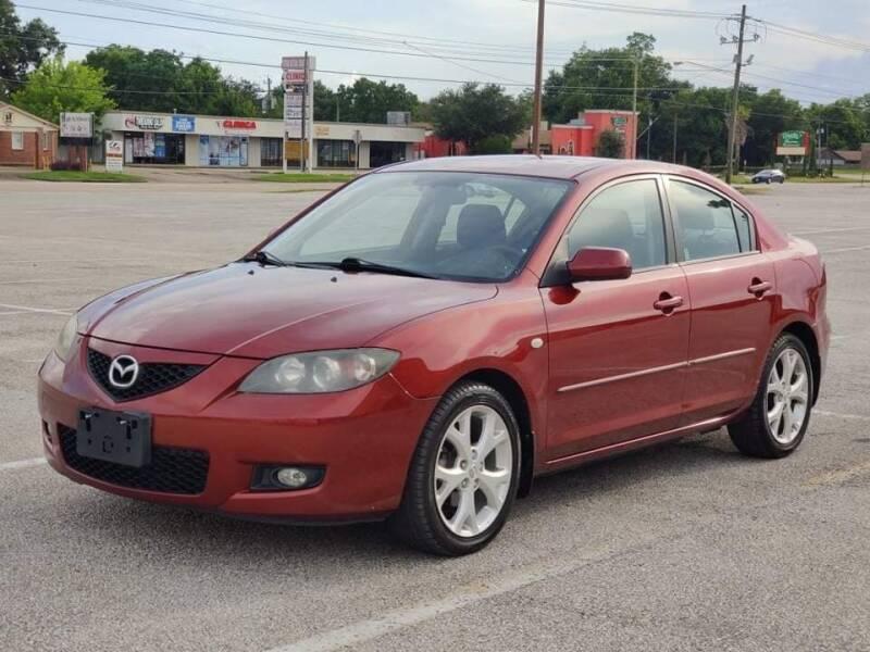 2009 Mazda MAZDA3 for sale at Loco Motors in La Porte TX