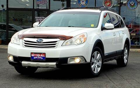 2011 Subaru Outback for sale at Better All Auto Sales in Yakima WA