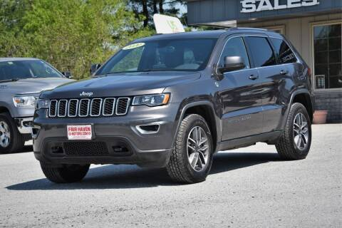 2020 Jeep Grand Cherokee for sale at Will's Fair Haven Motors in Fair Haven VT