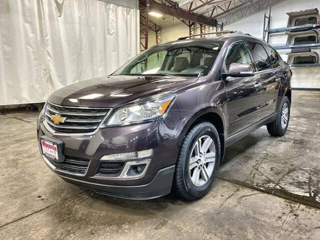 2015 Chevrolet Traverse for sale at Victoria Auto Sales in Victoria MN