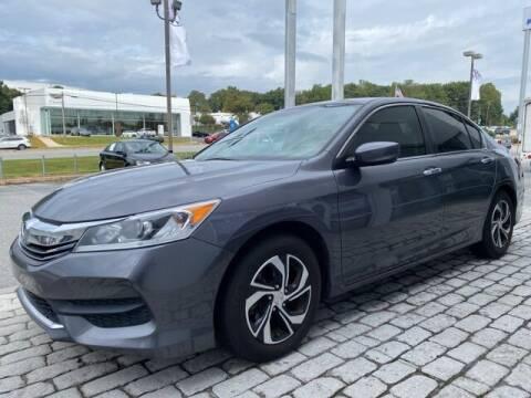 2017 Honda Accord for sale at Southern Auto Solutions-Jim Ellis Volkswagen Atlan in Marietta GA