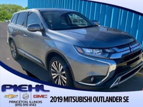 2019 Mitsubishi Outlander for sale at Piehl Motors - PIEHL Chevrolet Buick Cadillac in Princeton IL