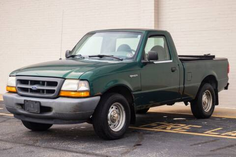 2000 Ford Ranger for sale at Carland Auto Sales INC. in Portsmouth VA