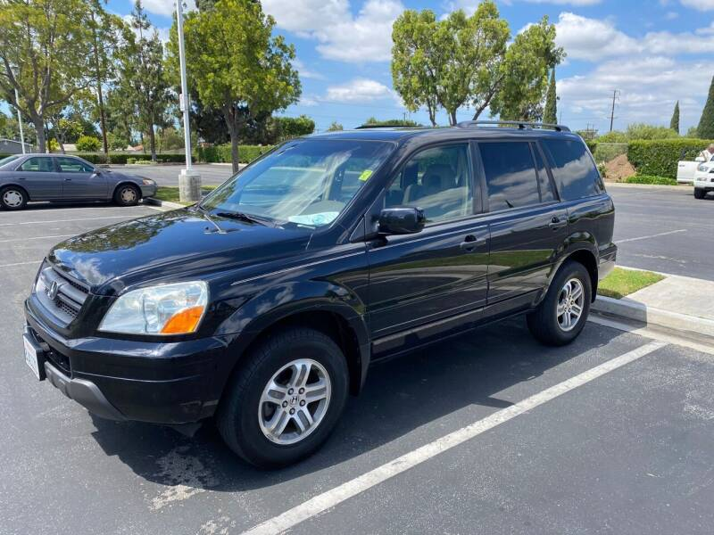 2005 Honda Pilot for sale at Car Tech USA in Whittier CA