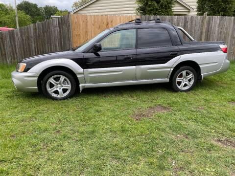 2003 Subaru Baja for sale at ALL Motor Cars LTD in Tillson NY
