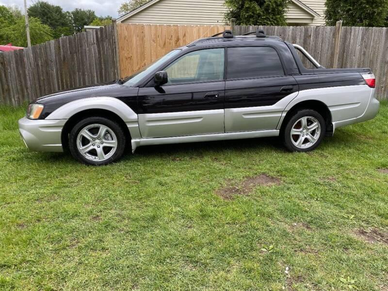 2003 Subaru Baja for sale in Tillson, NY