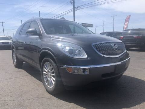 2012 Buick Enclave for sale at Instant Auto Sales in Chillicothe OH