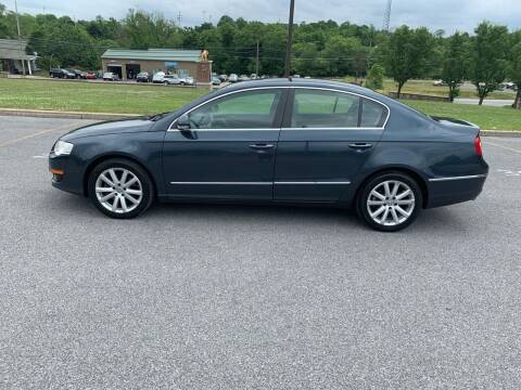 2006 Volkswagen Passat for sale at GET N GO USED AUTO & REPAIR LLC in Martinsburg WV