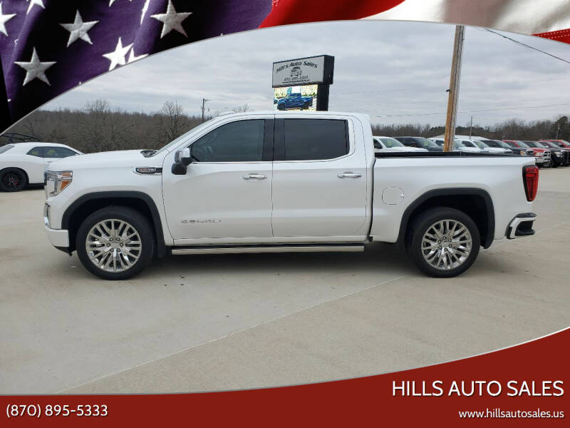 2019 GMC Sierra 1500 for sale at Hills Auto Sales in Salem AR