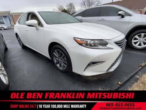 2016 Lexus ES 300h for sale at Ole Ben Franklin Mitsbishi in Oak Ridge TN