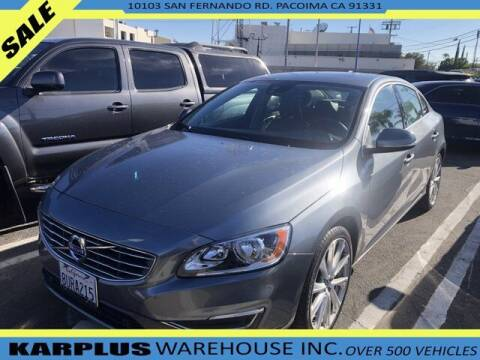 2017 Volvo S60 for sale at Karplus Warehouse in Pacoima CA