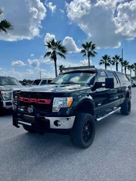 2013 Ford F-150 for sale at AUTOSPORT MOTORS in Lake Park FL
