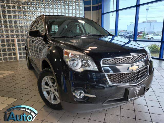 2015 Chevrolet Equinox for sale at iAuto in Cincinnati OH