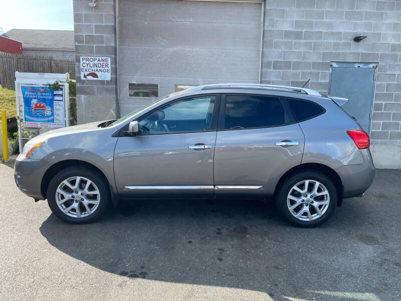 2012 Nissan Rogue for sale at Pafumi Auto Sales in Indian Orchard MA