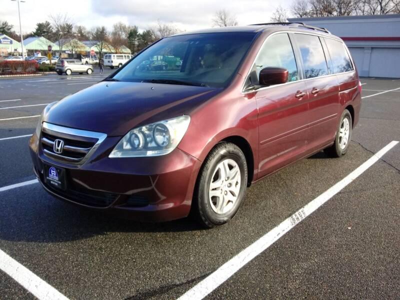 2007 Honda Odyssey for sale at B&B Auto LLC in Union NJ