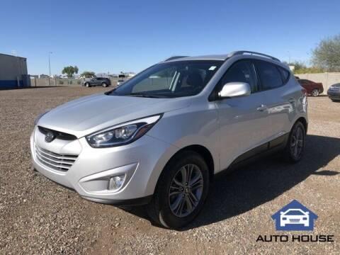 2014 Hyundai Tucson for sale at Auto House Phoenix in Peoria AZ