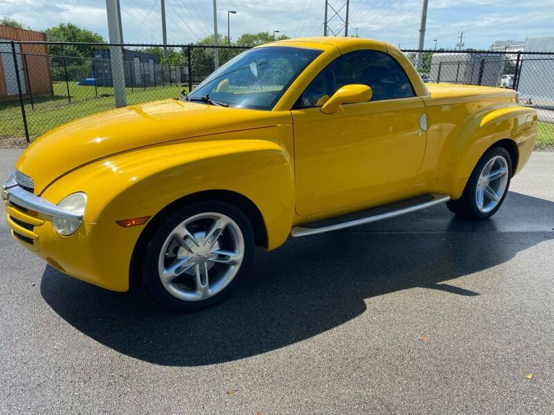 2003 Chevrolet SSR for sale at Ultimate Dream Cars in Wellington FL