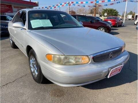 2000 Buick Century for sale at Dealers Choice Inc in Farmersville CA