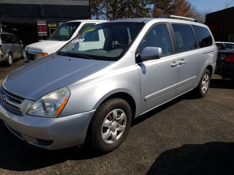 2009 Kia Sedona for sale at Wildwood Motors in Gibsonia PA