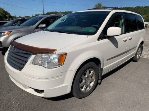 2010 Chrysler Town and Country for sale at Turner's Inc in Weston WV