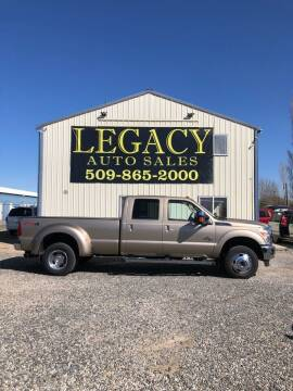 2012 Ford F-350 Super Duty for sale at Legacy Auto Sales in Toppenish WA