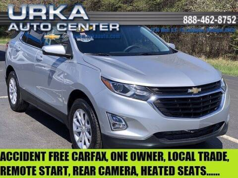 2019 Chevrolet Equinox for sale at Urka Auto Center in Ludington MI