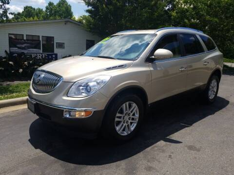 2009 Buick Enclave for sale at TR MOTORS in Gastonia NC