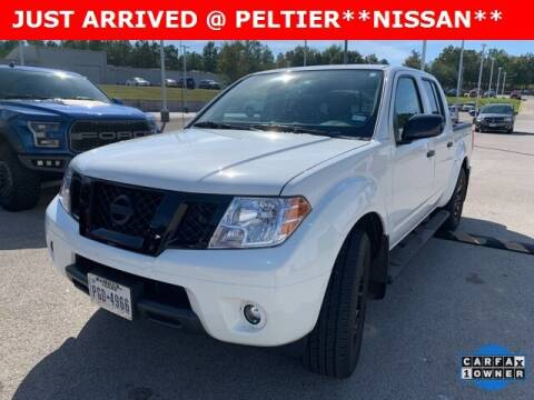 2020 Nissan Frontier for sale at TEX TYLER Autos Cars Trucks SUV Sales in Tyler TX