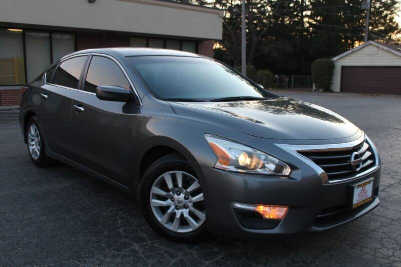 2015 Nissan Altima for sale at JZ Auto Sales in Summit IL