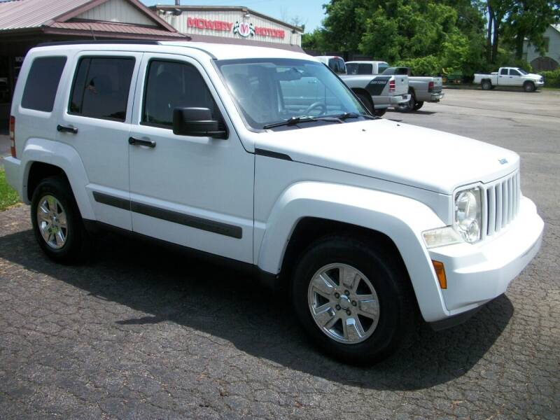 2012 Jeep Liberty for sale at Terry Mowery Chrysler Jeep Dodge in Edison OH