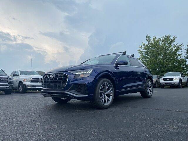 2021 Audi Q8 for sale in Bloomington, IN
