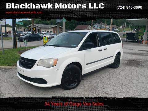2012 RAM C/V for sale at Blackhawk Motors LLC in Beaver Falls PA