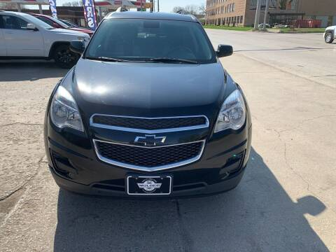 2012 Chevrolet Equinox for sale at Mulder Auto Tire and Lube in Orange City IA