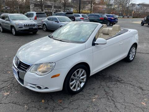2007 Volkswagen Eos for sale at Car World Inc in Arlington VA