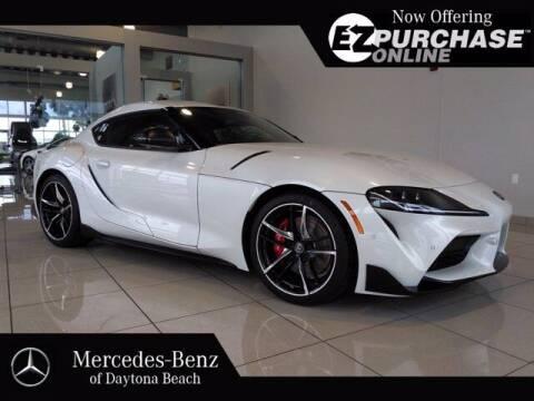 2021 Toyota GR Supra for sale at Mercedes-Benz of Daytona Beach in Daytona Beach FL