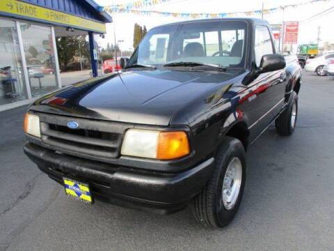 1993 Ford Ranger for sale at Affordable Auto Rental & Sales in Spokane Valley WA