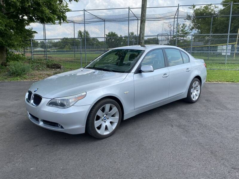 2006 BMW 5 Series for sale at Queen City Classics in West Chester OH