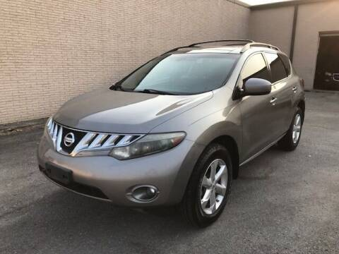 2009 Nissan Murano for sale at Reliable Auto Sales in Plano TX