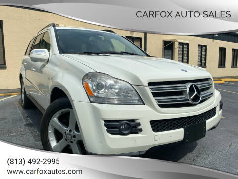 2009 Mercedes-Benz GL-Class for sale at Carfox Auto Sales in Tampa FL