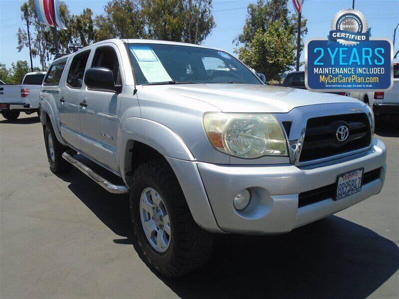2006 Toyota Tacoma for sale at Centre City Motors in Escondido CA