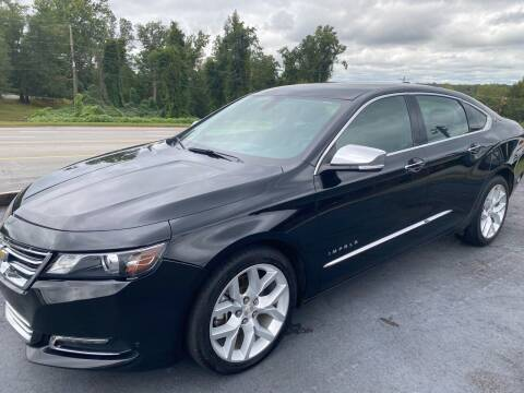 2019 Chevrolet Impala for sale at Penland Automotive Group in Taylors SC