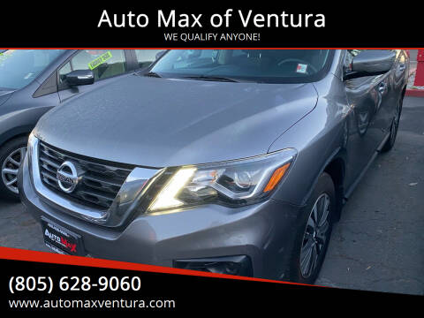 2017 Nissan Pathfinder for sale at Auto Max of Ventura in Ventura CA