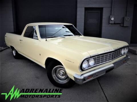1964 Chevrolet El Camino for sale at Adrenaline Motorsports Inc. in Saginaw MI